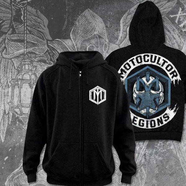 Hoodie Motocultor Legions