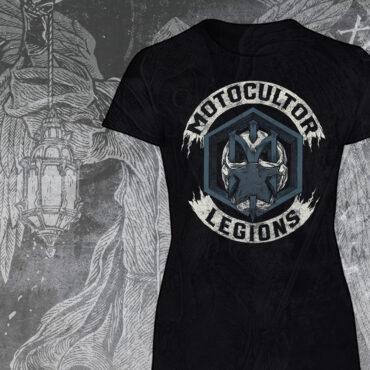 T-shirt Femmes «LEGIONS»